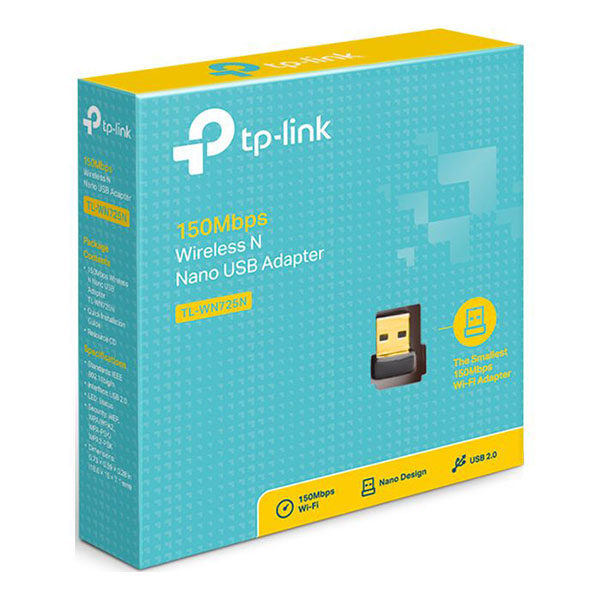 Moduł WIFI Zewnętrzna karta sieciowa TP-LINK TL-WN725N